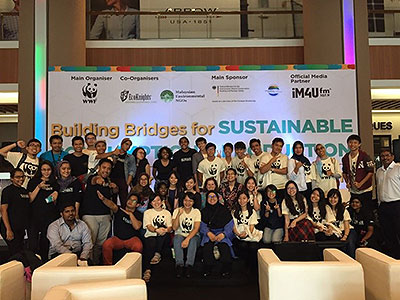 WWF-Malaysia Building Bridges for Sustainable Consumption and Production (BB4SCP) Youth Conference and Fair