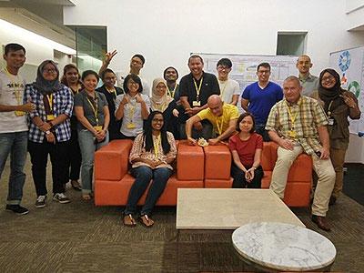 GoTeach Workshop: Project Management with DHL