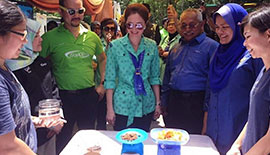 ECOKNIGHTS CELEBRATED RTM's 71ST ANNIVERSARY AND WORLD EARTH DAY