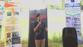 ECOKNIGHTS COORDINATED PLANT-A-TREE PROJECT WITH KENANGA