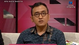 "RTM's PROGRAM ""APA KATA WANITA?"" IN A SPECIAL EARTH DAY EDITION"