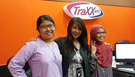ECOKNIGHTS' INTERVIEW ON GREEN RAMADHAN CAMPAIGN WITH TRAXX FM