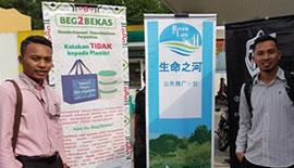 SAY NO TO PLASTIC! – BEG2BEKAS Ramadhan Campaign