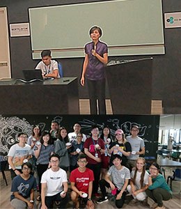 EcoKnights Heads over to KDU College University