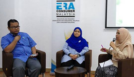 Forum on Food Security and Sustainability by ERA Consumers, Malaysia and FOMCA