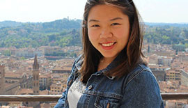 What Our Interns Say: Sylvie Tan