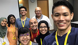 EcoKnights Attended a Pitching Workshop Conducted by DHL Asia-Pacific Information Services Sdn Bhd