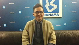 KLEFF on News – Bernama Today Interview with Fadly Bakhtiar on KLEFF 2017 and His Journey from a KLEFF Volunteer to Festival Director