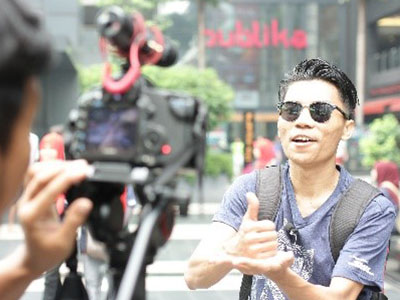 FABulouS Interview With Our Designer, Azizul Yusof.