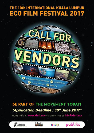 call vendors for Green Market