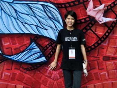 Check Out What Our Previous Intern and Volunteer, Jae Mie Has To Say about KLEFF!!
