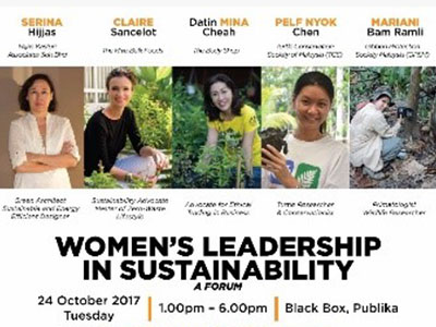 Women's Leadership in Sustainability