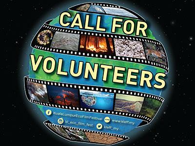 KLEFF is calling for Volunteers!