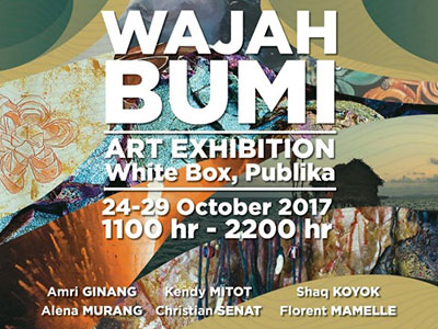 Nature Themed Art Exhibition at the 10th Kuala Lumpur Eco Film Festival