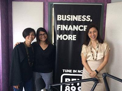 KLEFF on News – BFM89.9 Feminist Fridays #33: Women Leadership in Sustainability