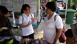 KLEAR: Recycled Cooking Oil Workshop and Engagement in KL Car Free Morning