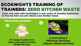 Reduce Your Kitchen Waste with EcoKnights