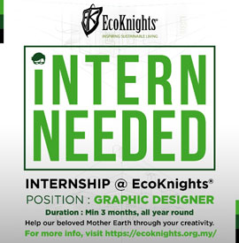 Calling for Interns in Graphic Design