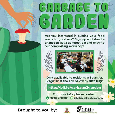 Garbage to Garden Project 2018