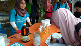Project River Of Life (ROL) – Public Engagement in Car Free Morning