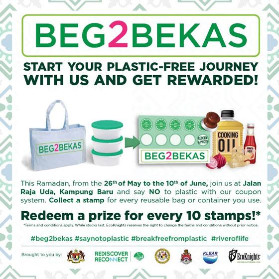 ROL:POP – Bag2Bekas (B2B) Campaign