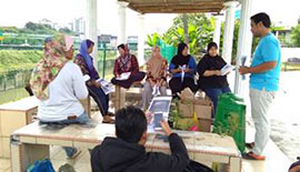 Starbucks Malaysia's Green Outreach Programme: Backyard Composting Workshop