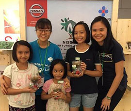 Nissan Nurtures Nature: The Second Campaign Launched In Sabah, Sarawak and Pahang.