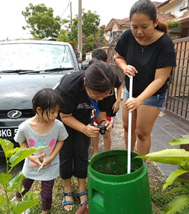 Selangor Garbage to Garden (G2G) Programme: Monitoring Phase Found A Positive Progress by Participants