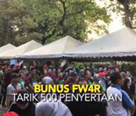 Bunus FW4R