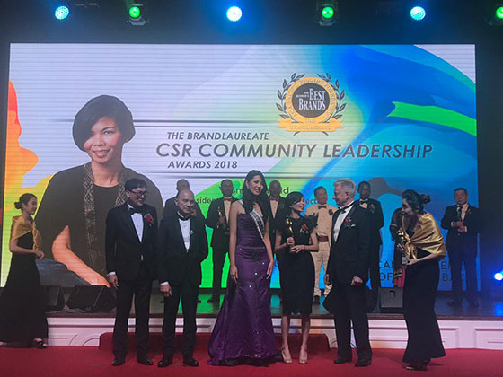 The Brandlaureate CSR Leadership Awards 2018