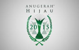 Anugerah Hijau 2015