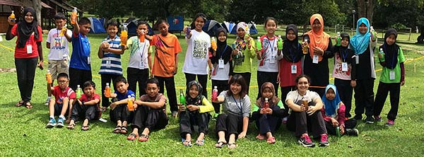 Knights of Nature Junior Camp, Ulu Hati, Selangor
