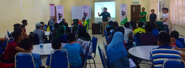 Knights of Nature Junior Camp for Children of MHHE Employees, Pasir Gudang