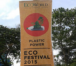 EcoKnights Joins the EcoWorld Eco Fest