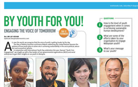 Engaging The Voice of Tomorrow – August 2015