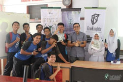 Environmental Talks in High Schools and Universities
