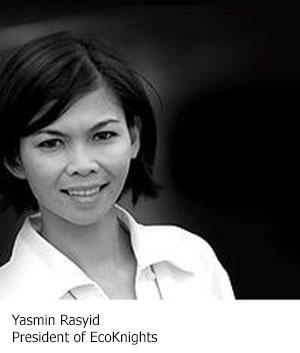 Yasmin Rasyid