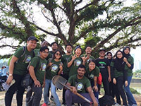 EcoKnights Plant Trees For Future!