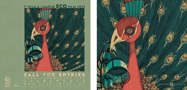 KLEFF Poster by Mariana Baldaia