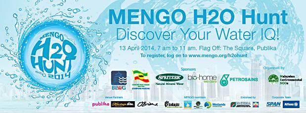 MENGO H2O Hunt