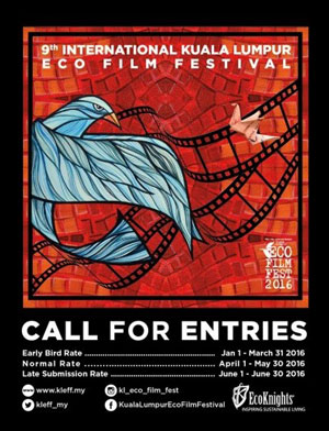THE 9TH KLEFF IS NOW CALLING FOR ENTRIES