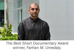 Farhan M. Umedaly
