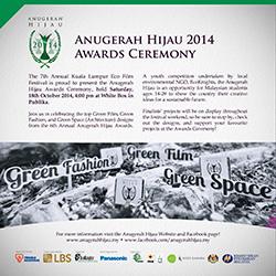 Anugerah Hijau 2014 Awards