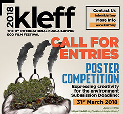 KLEFF Calls for Entries: Act for SDGs and Poster Competition